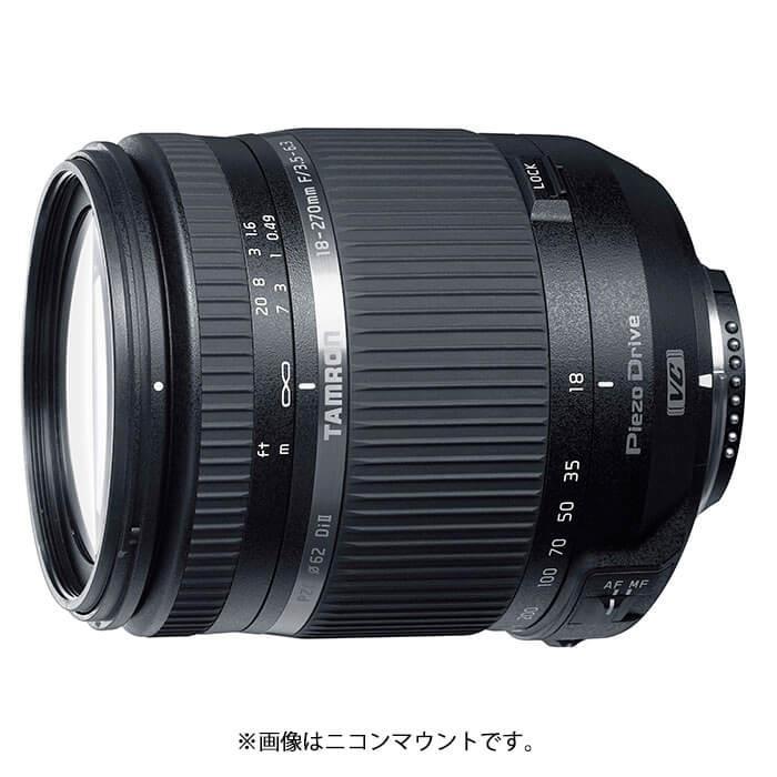 《新品》 TAMRON (タムロン) 18-270mm F3.5-6.3 DiII VC PZD TS B008TSE(キヤノン用)[ Lens | 交換レンズ ] 【KK9N0D18P】