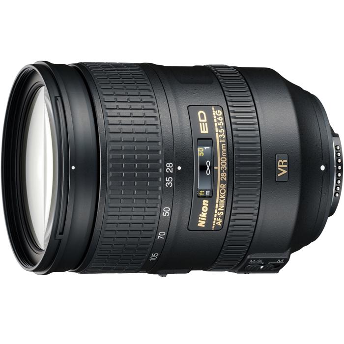 《新品》 Nikon(ニコン) AF-S NIKKOR 28-300mm F3.5-5.6G ED VR[ Lens | 交換レンズ ]【KK9N0D18P】