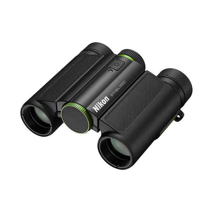 《新品アクセサリー》 Nikon (ニコン) 双眼鏡 10x25 STABILIZED グリーン【KK9N0D18P】