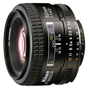 《新品》 Nikon(ニコン) Ai AF Nikkor 50mm F1.4D[ Lens | 交換レンズ ]〔レンズフード別売〕【KK9N0D18P】〔メーカー取寄品〕