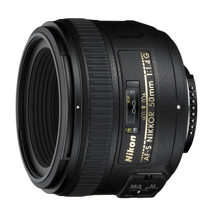 《新品》 Nikon(ニコン) AF-S NIKKOR 50mm F1.4G[ Lens | 交換レンズ ]【KK9N0D18P】