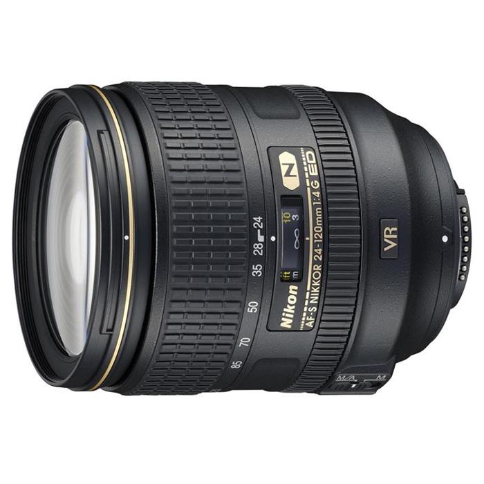 《新品》 Nikon(ニコン) AF-S NIKKOR 24-120mm F4G ED VR[ Lens | 交換レンズ ]【KK9N0D18P】【¥10,000-キャッシュバック対象】