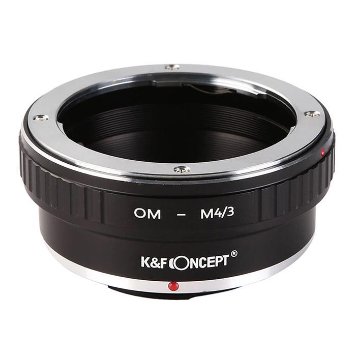 代引き手数料無料 《新品アクセサリー》KF Concept ケーアンドエフ コンセプト KK9N0D18P 新作 人気 KF-OMM43 マイクロフォーサーズボディ用 保障 オリンパスOMレンズ