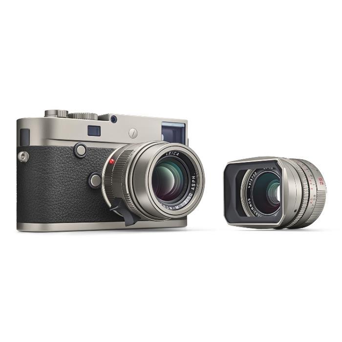【あす楽】《新品》Leica (ライカ) M-P(Typ240) チタンセット [ デジタル一眼カメラ | デジタルカメラ ]【希少品/世界限定333セット生産】【KK9N0D18P】
