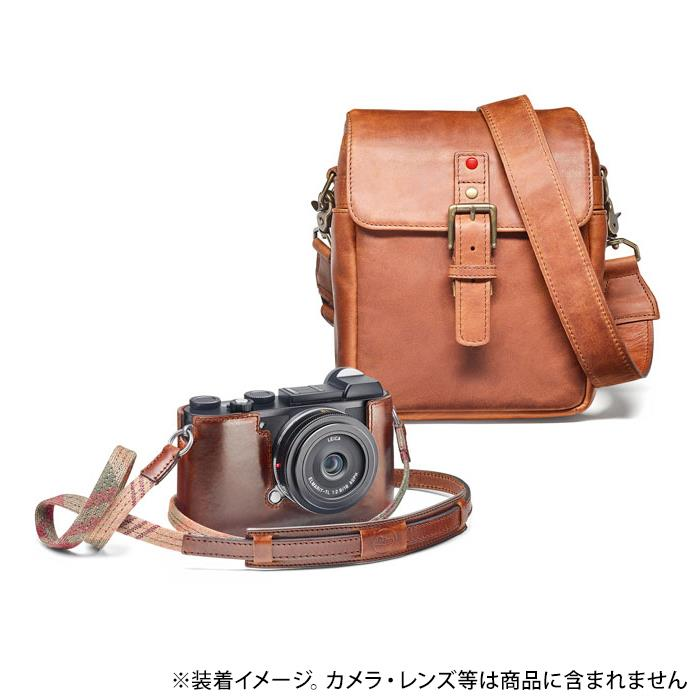 《新品アクセサリー》 Leica (ライカ) ONA bag for Leica The Leather Bond Street cognac コニャック 【KK9N0D18P】