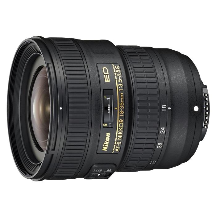 《新品》 Nikon(ニコン) AF-S NIKKOR 18-35mm F3.5-4.5G ED[ Lens   交換レンズ ]【KK9N0D18P】