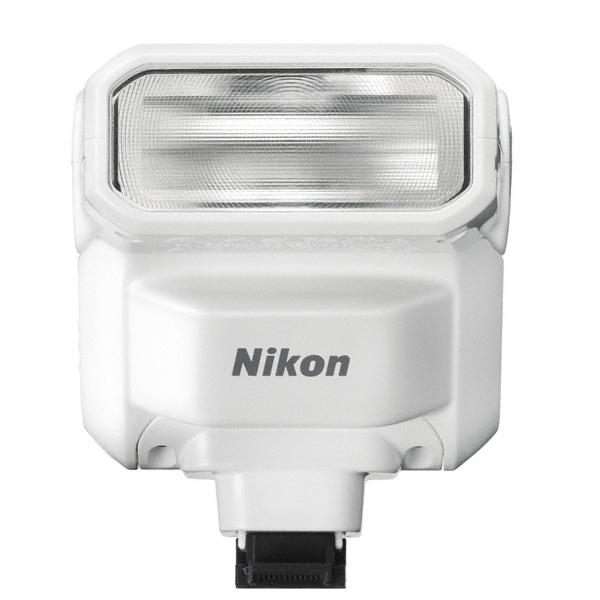 《新品アクセサリー》 Nikon (ニコン) スピードライト SB-N7 ホワイト【KK9N0D18P】〔メーカー取寄品〕