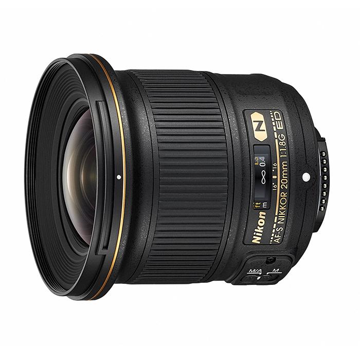 《新品》 Nikon(ニコン) AF-S NIKKOR 20mm F1.8G ED[ Lens | 交換レンズ ]【KK9N0D18P】