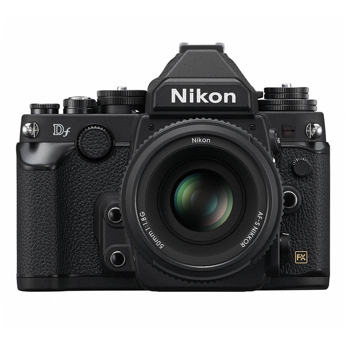 《新品》 Nikon(ニコン) Df 50mm F1.8G Special Editionキット ブラック[ ミラーレス一眼カメラ | デジタル一眼カメラ | デジタルカメラ ]【KK9N0D18P】