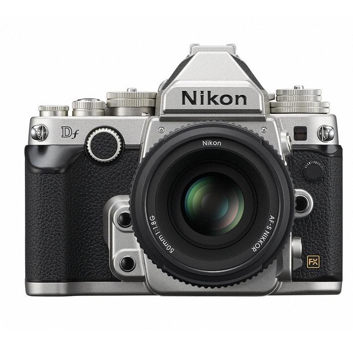 《新品》 Nikon(ニコン) Df 50mm F1.8G Special Editionキット シルバー[ ミラーレス一眼カメラ | デジタル一眼カメラ | デジタルカメラ ]【KK9N0D18P】