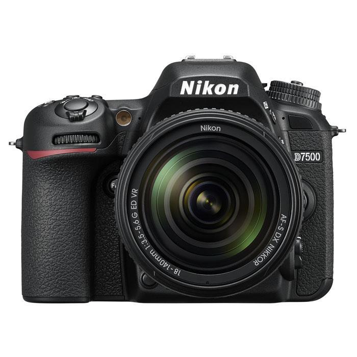 《新品》 Nikon(ニコン) D7500 18-140 VR レンズキット[ デジタル一眼レフカメラ | デジタル一眼カメラ | デジタルカメラ ] 【KK9N0D18P】