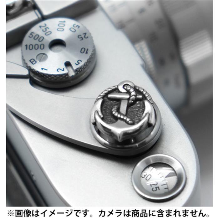 《新品アクセサリー》 JAY TSUJIMURA(ジェイツジムラ) Anchor(アンカー) ソフトレリーズボタン(ライカM3-M9P用)【特価品/在庫限り】【KK9N0D18P】