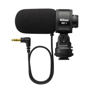 《新品アクセサリー》 Nikon(ニコン) ステレオマイクロフォン ME-1【KK9N0D18P】