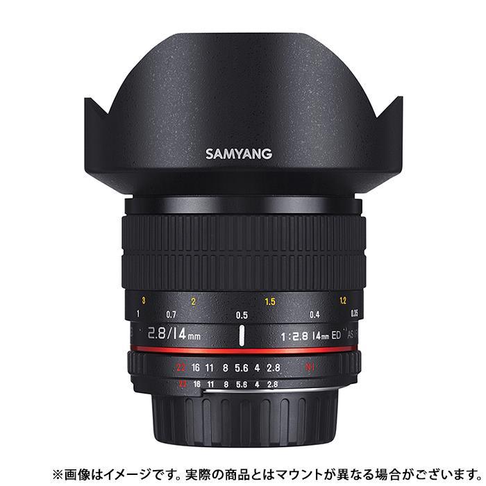 《新品》 SAMYANG (サムヤン) 14mm F2.8 Aspherical IF(ソニーE用/フルサイズ対応) [ Lens | 交換レンズ ]【KK9N0D18P】