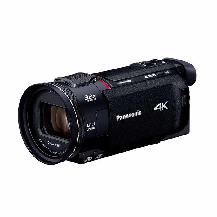《新品》Panasonic (パナソニック) デジタル4Kビデオカメラ HC-WXF1M ブラック【KK9N0D18P】