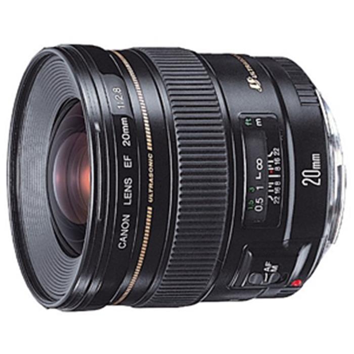 《新品》 Canon(キヤノン) EF20mm F2.8 USM[ Lens | 交換レンズ ]【KK9N0D18P】