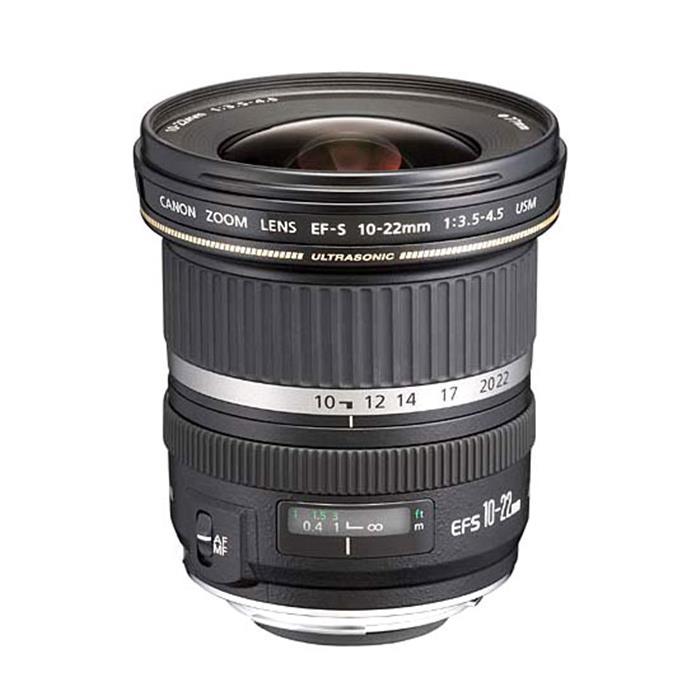 《新品》 Canon(キヤノン) EF-S 10-22mmF3.5-4.5 USM[ Lens | 交換レンズ ]〔レンズフード別売〕【KK9N0D18P】