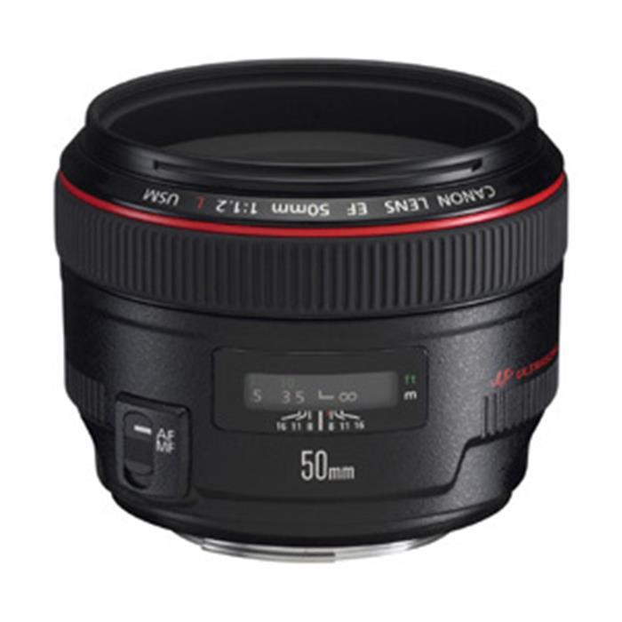 《新品》 Canon(キヤノン) EF50mm F1.2L USM[ Lens | 交換レンズ ]【KK9N0D18P】