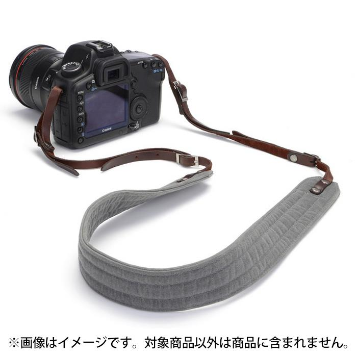 《新品アクセサリー》 ONA(オーエヌエー) カメラストラップ Presidio スモーク【KK9N0D18P】