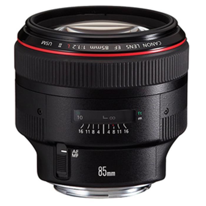 《新品》 Canon(キヤノン) EF85mm F1.2L II USM[ Lens | 交換レンズ ]【KK9N0D18P】