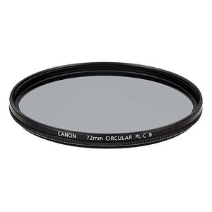 《新品アクセサリー》 Canon(キヤノン) 円偏光フィルターPL-C B 72mm【KK9N0D18P】
