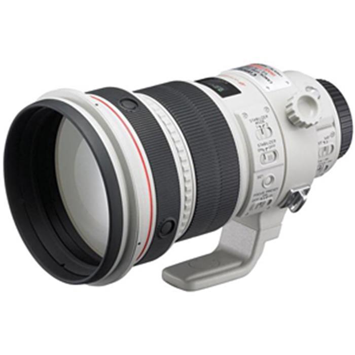 《新品》 Canon(キヤノン) EF200mm F2L IS USM[ Lens   交換レンズ ]【KK9N0D18P】〔メーカー取寄品〕