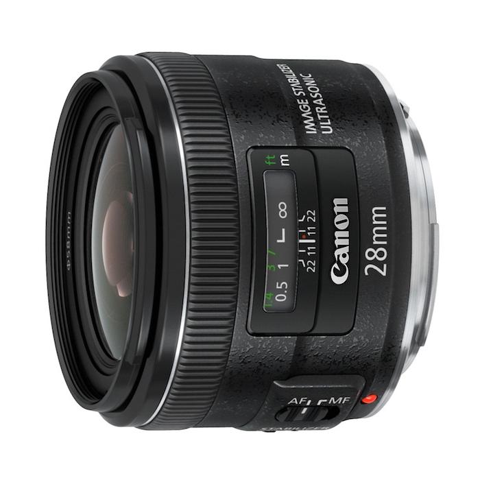 《新品》 Canon(キヤノン) EF28mm F2.8 IS USM[ Lens   交換レンズ ]【KK9N0D18P】