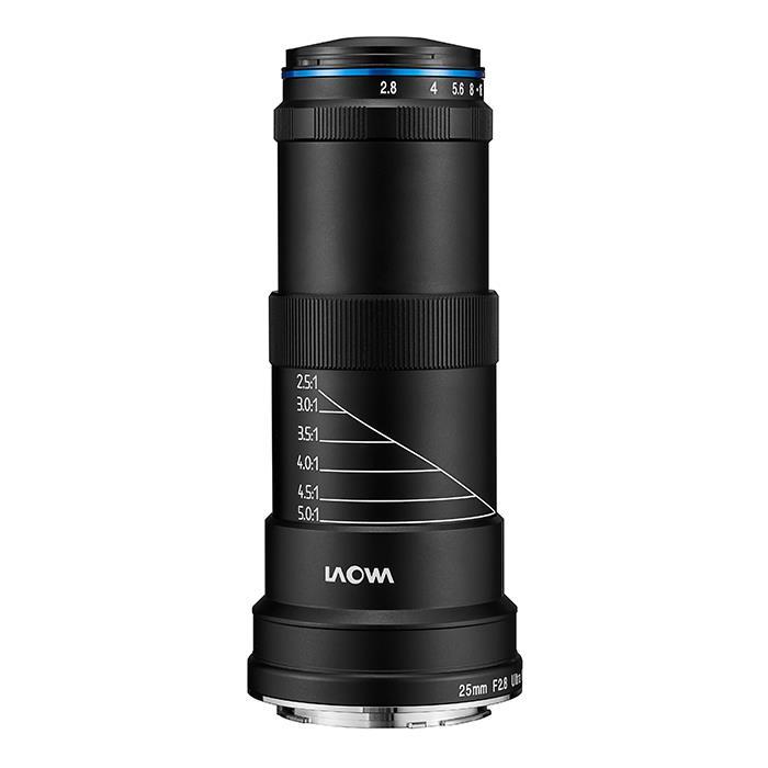 《新品》LAOWA(ラオワ) 25mm F2.8 2.5-5X ULTRA MACRO (ニコン用)[ Lens | 交換レンズ ]【KK9N0D18P】