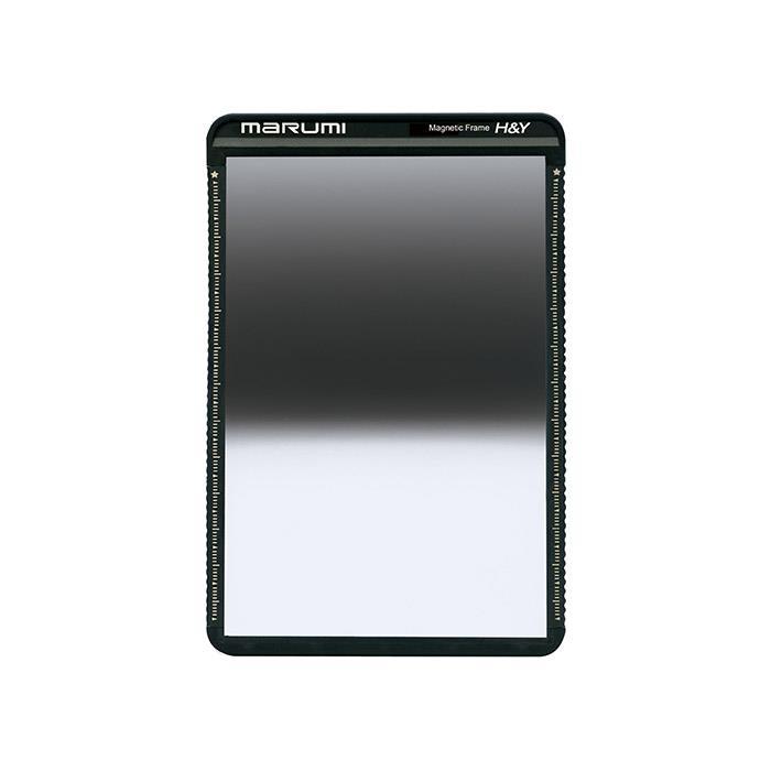 《新品アクセサリー》 marumi(マルミ)角形フィルター 100x150 リバースグラデーション ND8 【KK9N0D18P】