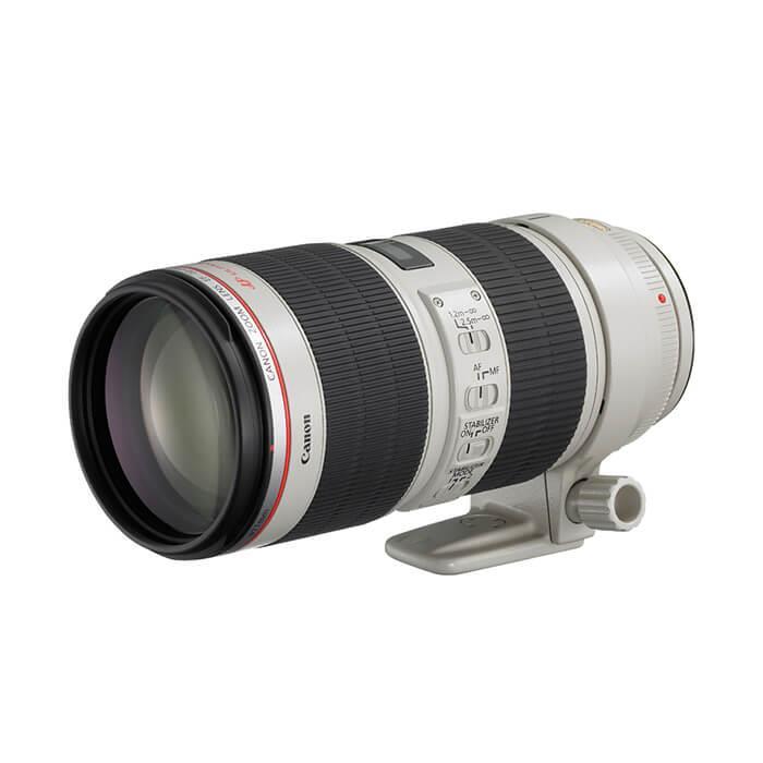 《新品》Canon(キヤノン) EF70-200mm F2.8L IS II USM[ Lens | 交換レンズ ]【KK9N0D18P】