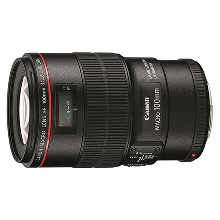 《新品》 Canon(キヤノン) EF 100mm F2.8Lマクロ IS USM[ Lens | 交換レンズ ]【KK9N0D18P】