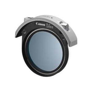 《新品アクセサリー》 Canon (キヤノン) 52mmドロップイン円偏光フィルターPL-C52(WII)【KK9N0D18P】