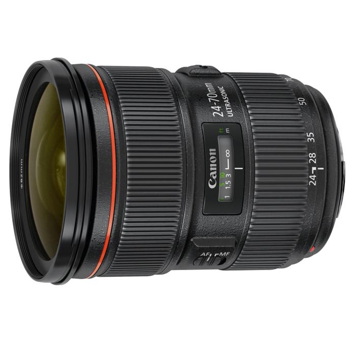《新品》 Canon(キヤノン) EF24-70mm F2.8L II USM[ Lens | 交換レンズ ]【KK9N0D18P】