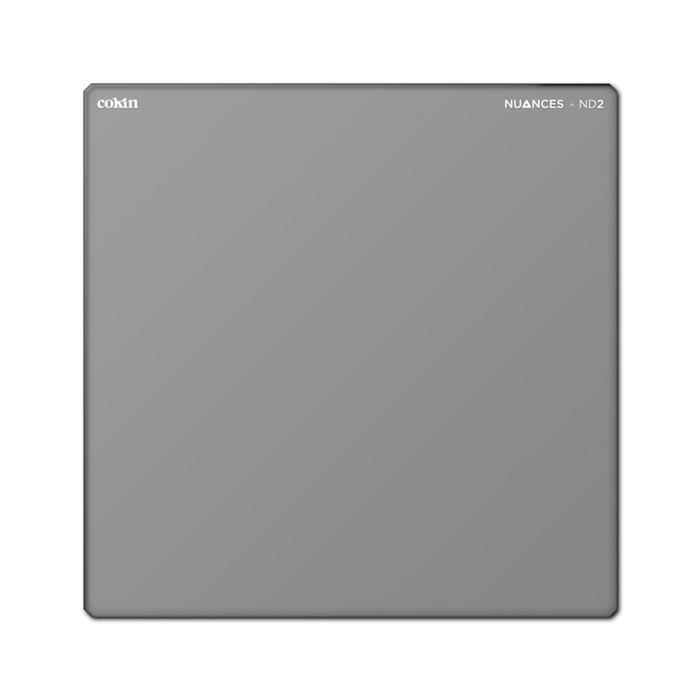 《新品アクセサリー》 Cokin (コッキン) NUANCES ガラス製角型全面NDフィルター ND2 L Z-PROシリーズ【KK9N0D18P】