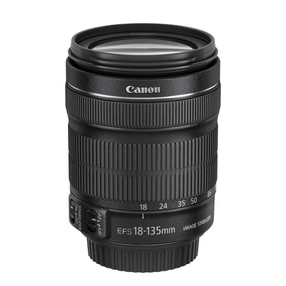 《新品》 Canon(キヤノン) EF-S18-135mm F3.5-5.6 IS STM[ Lens | 交換レンズ ]〔レンズフード別売〕【KK9N0D18P】