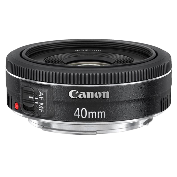 《新品》 Canon(キヤノン) EF 40mm F2.8 STM[ Lens | 交換レンズ ]〔レンズフード別売〕【KK9N0D18P】
