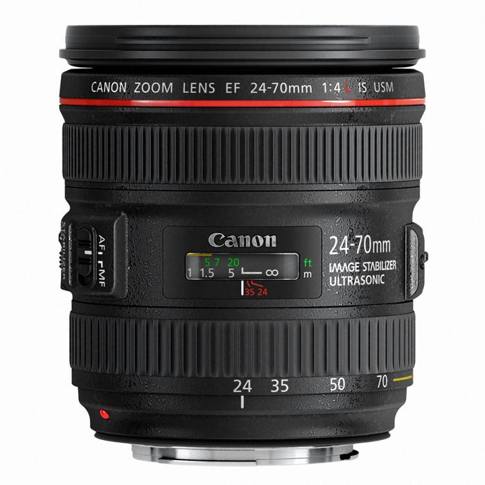 《新品》 Canon(キヤノン) EF24-70mm F4L IS USM[ Lens   交換レンズ ]【KK9N0D18P】