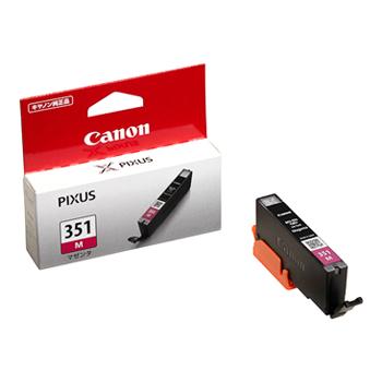 《新品アクセサリー》 Canon インクタンク BCI-351M マゼンタ【KK9N0D18P】