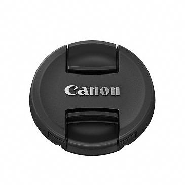 代引き手数料無料 《新品アクセサリー》 Canon 至高 キヤノン KK9N0D18P レンズキャップ 百貨店 E-55