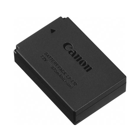 《新品アクセサリー》 Canon(キヤノン) バッテリーパック LP-E12(対応機種:EOS Kiss X7、EOS Kiss M、EOS M100、EOS M10、EOS M2、EOS M)【KK9N0D18P】