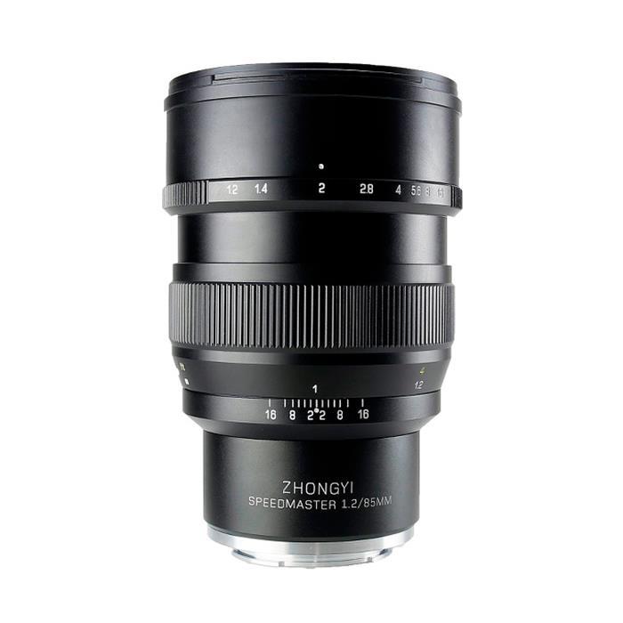 《新品》ZHONG YI OPTICAL SPEEDMASTER 85mm F1.2 (ソニーE用/フルサイズ対応) [ Lens | 交換レンズ ]【KK9N0D18P】