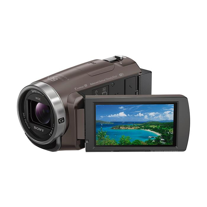 《新品》SONY (ソニー) デジタルHDビデオカメラレコーダー HDR-PJ680 TI ブラウン【¥5,000-キャッシュバック対象】[ ビデオカメラ ] 【KK9N0D18P】
