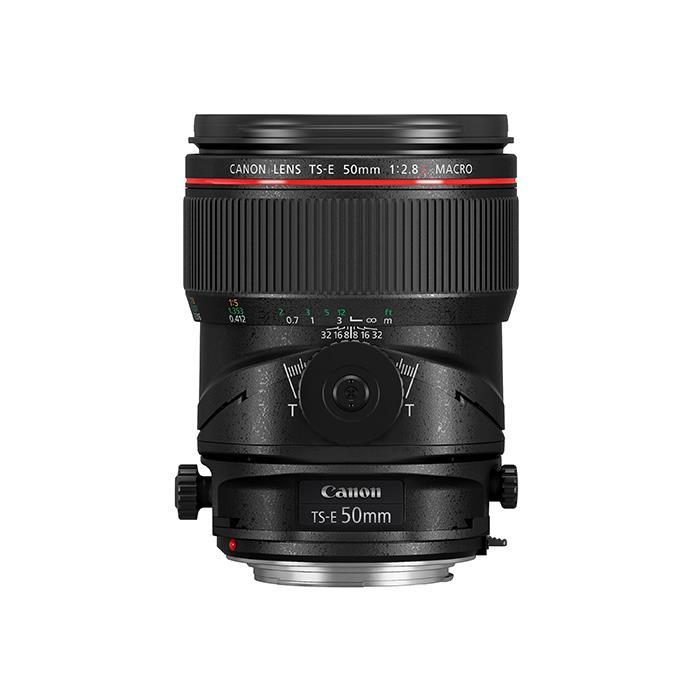 《新品》 Canon (キヤノン) TS-E50mm F2.8L マクロ 【KK9N0D18P】