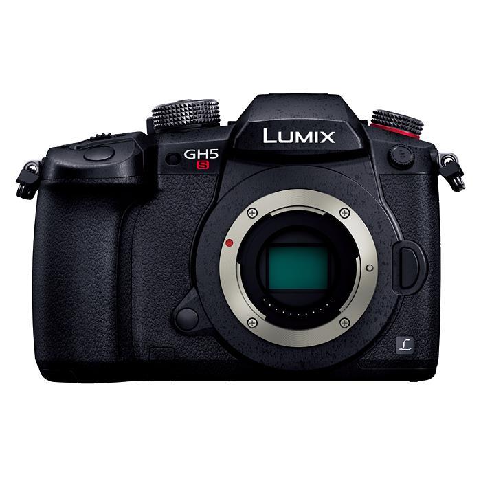 《新品》Panasonic (パナソニック) LUMIX DC-GH5S ボディ[ ミラーレス一眼カメラ | デジタル一眼カメラ | デジタルカメラ ]【KK9N0D18P】【キャッシュバック対象】