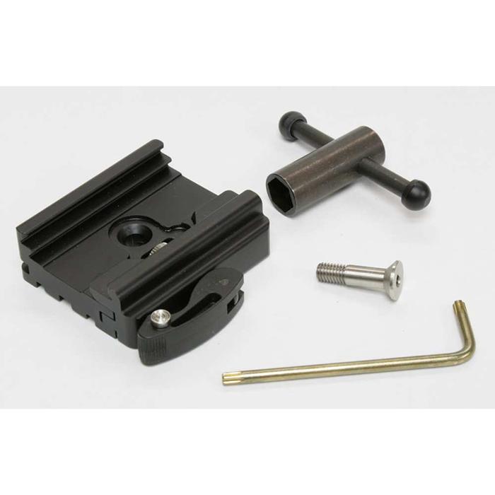 《新品アクセサリー》 ARCA SWISS 60mmフリップロックベース交換キット(レンチ・スクリュー付き)【KK9N0D18P】【特価品/在庫限り】