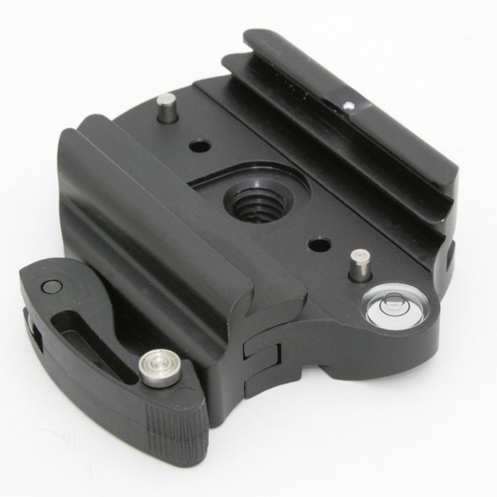 《新品アクセサリー》 ARCA SWISS フリップロックベース 60mm 3/8 ネジ止め【KK9N0D18P】