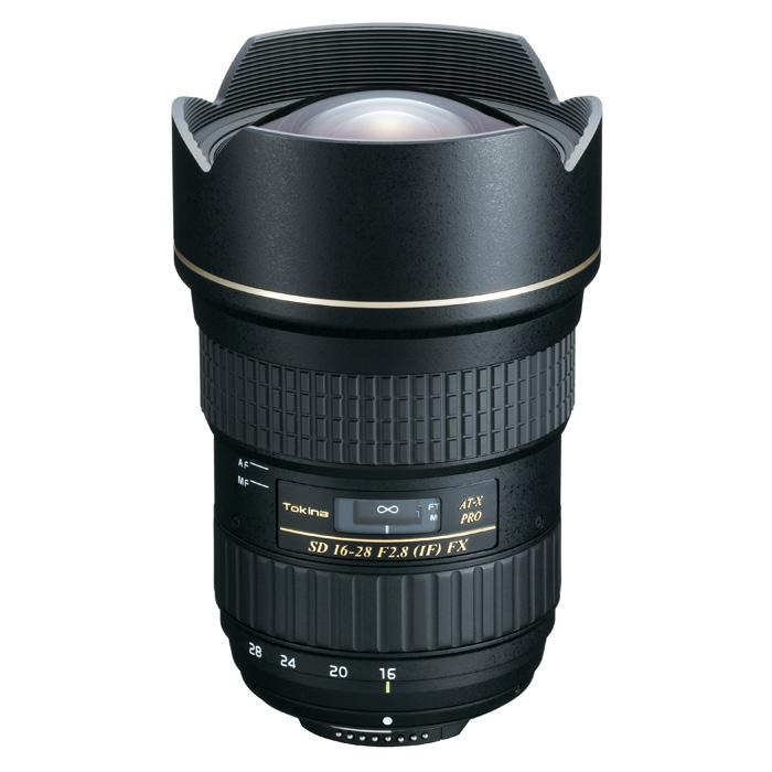 《新品》 Tokina(トキナー) AT-X 16-28mmF2.8 PRO FX(ニコン用)[ Lens | 交換レンズ ]【メーカー保証2年】【KK9N0D18P】【¥10,000-キャッシュバック対象】