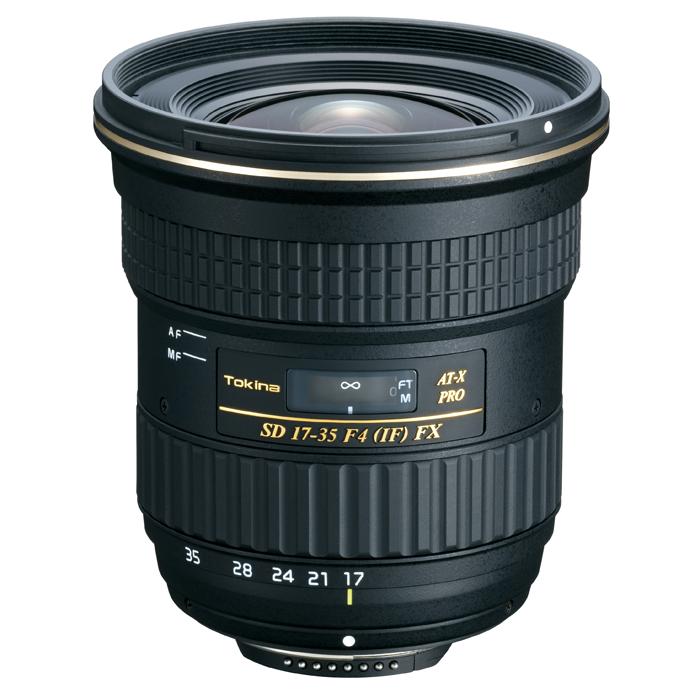 《新品》 Tokina(トキナー) AT-X 17-35mmF4 PRO FX(ニコン用)【MapCamera購入特典!メーカー保証2年付き】[ Lens | 交換レンズ ]【KK9N0D18P】【¥5,000-キャッシュバック対象】