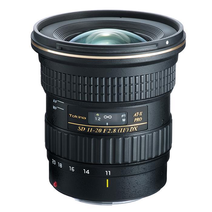 《新品》 Tokina (トキナー) AT-X 11-20mm F2.8 PRO DX (ニコン用)[ Lens | 交換レンズ ]【メーカー保証2年】【¥10,000-キャッシュバック対象】【KK9N0D18P】
