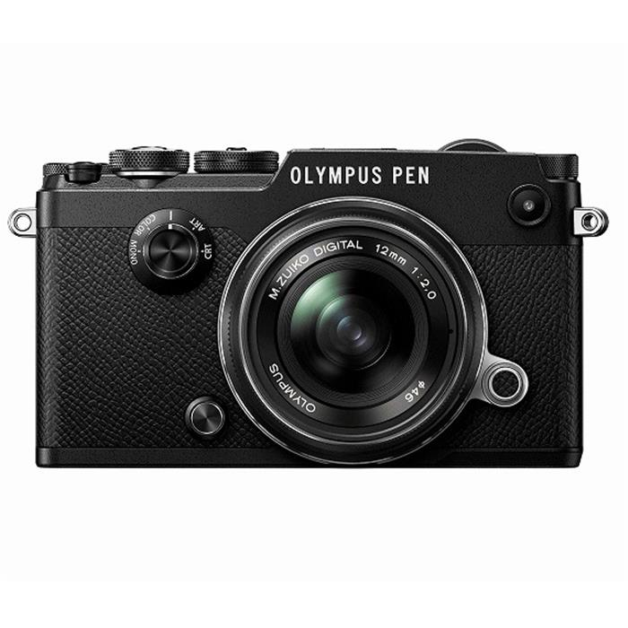 《新品》 OLYMPUS (オリンパス) PEN-F 12mmF2.0レンズキット ブラック[ ミラーレス一眼カメラ | デジタル一眼カメラ | デジタルカメラ ]【KK9N0D18P】